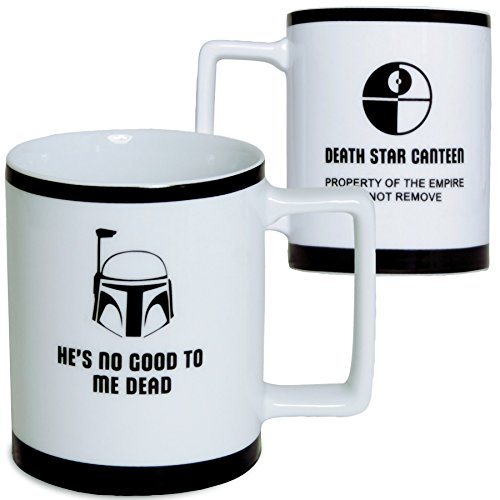 Star Wars Imperial Tasse, Boba ()