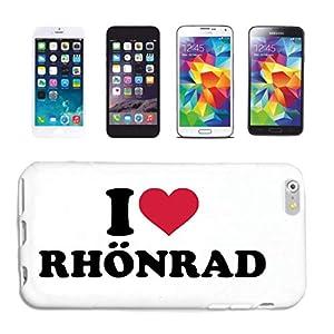 Helene Handyhülle iPhone 7 I Love RHÖNRAD - RHÖNRAD Fahren - RHÖNRAD KAUFEN -...
