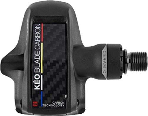 Look Unisex- Erwachsene Ceramic Pedale Kéo Blade Carbon Ce Black, Unisize