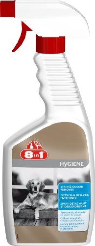 8in1 Flecken und Geruchsentferner Spray (wirksam bei tiefsitzenden Flecken und Gerüchen), 700 ml