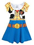 Toy Story I Am Woody Skater Dress Large
