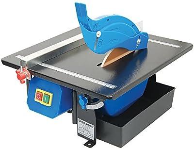 Silverline 802165 - Cortador de azulejos eléctrico 450 W (450 W)