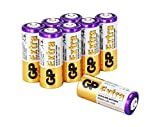 GP Extra Alkaline Batterien Lady (N / LR1) Spannung 1,5 Volt (1,5V) ideal für die Stromversorgung von Geräten des täglichen Bedarfs (Pack mit 8 Stück)