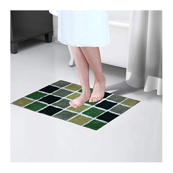 Roseate Home Anti-Skid Cotton Bath Mat/Door Mat