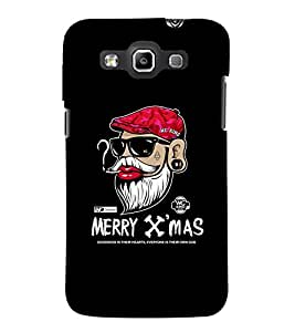 TOUCHNER (TN) Xmas Back Case Cover for Samsung Galaxy Quattro i8552::Samsung Galaxy Quattro Win i8552