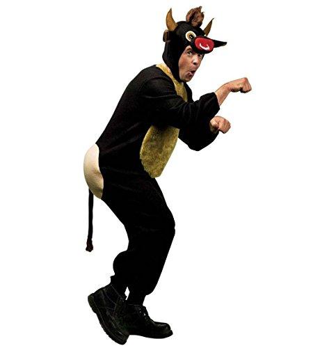 Kostüm-Set Stier, Größe L (Kuh Kostüme Sexy)