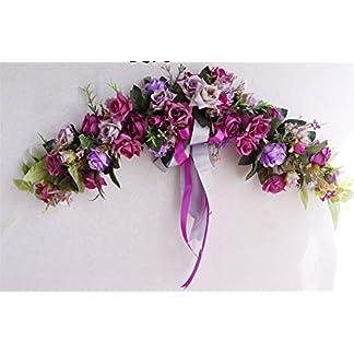 Liveinu-Knstlicher-Kranz-Blumen-Trkranz-Frhlingskranz-Deko-Wandschmuck-Fr-Haus-und-Hochzeit-Hortensienkranz-Wandkranz-Tischkranz-Wanddeko