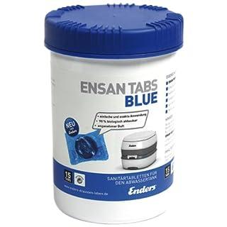 Enders Sanitär Tabs ENSAN TABS BLUE (Abwassertank), 5013