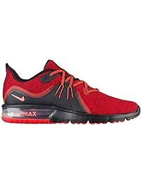 lowest price 3255a 688f8 Nike Herren Air Max Sequent 3 Laufschuhe Schwarz