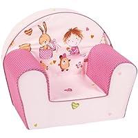 knorr-baby 490167 Kindersessel Spielzimmer, pink-rosa preisvergleich bei kinderzimmerdekopreise.eu
