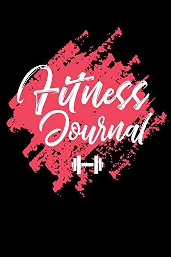 Fitness Journal: Blank Lined Gym Notebook: 19 por Dartan Creations