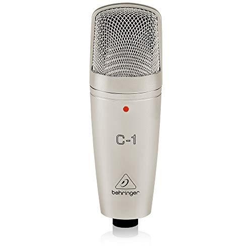 Imagen de Micrófonos de Condensador Behringer por menos de 30 euros.