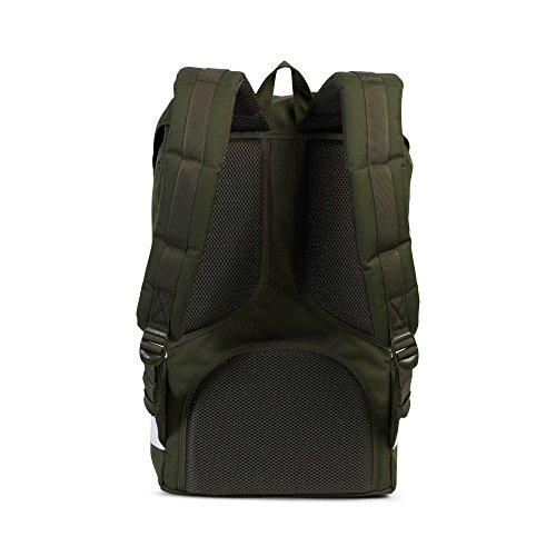 Imagen de herschel little america 17 ii backpack  52 cm compartimento portátil alternativa