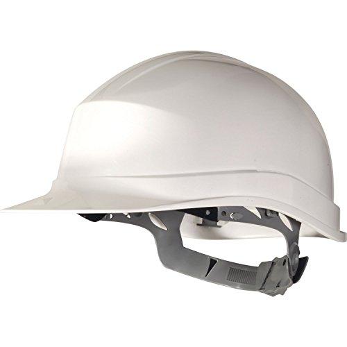 DELTA PLUS, ZIRC1BC, Casco protettivo industriale zircone I IT 397, bianco