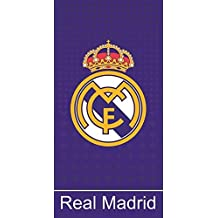 TOALLA REAL MADRID MICROFIBRA ESTAMPADA
