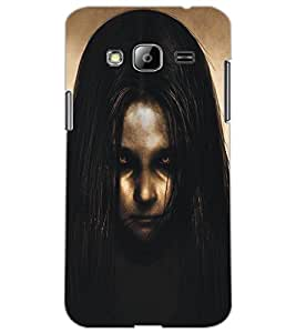 SAMSUNG GALAXY J3 GHOST Back Cover by PRINTSWAG