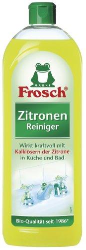 Frosch Zitronen Reiniger, 2er Pack (2 x 750 ml) - Citrus Ii Citrus-reiniger