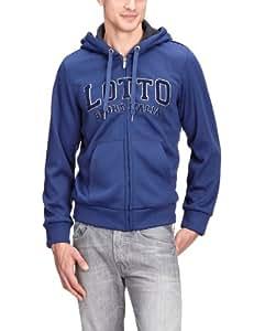 Lotto spencer hD pile veste pour homme, n9301 XXL Bleu - denim