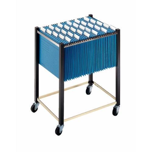 Leitz 19710000 - Archivador para carpetas A4 y A3, color marrón