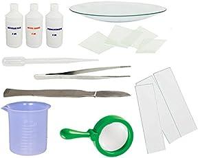 THE CURIOUS BRAIN Biology Lab Utility Kit (Multicolour)