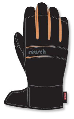 Reusch Panorama R-TEX XT HANDSCHUH, damen, schwarz/orange