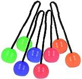 4 Pcs Bolas Antiestr/és Alivia estr/és para Ni/ños y Adultos Fortalece Manos y Dedos Xrten Pelotas Antiestr/és en Forma de Huevo Suaves y Divertidas