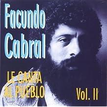 Canta Al Pueblo 2 by Facundo Cabral