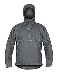 Paramo Directional Clothing Systems Herren Velez Adventure Light Smock Wasserfeste Jacke Rock Grey, X-Large