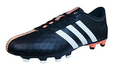 adidas Fussballschuhe 11nova FG 43 1/3 core black/ftwr white/flash orange s15