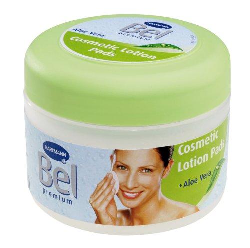 Bel 918598 - Cosmetic Lotion Pads Aloe Vera, 30er - Gesicht Reinigen Mit Aloe-pads