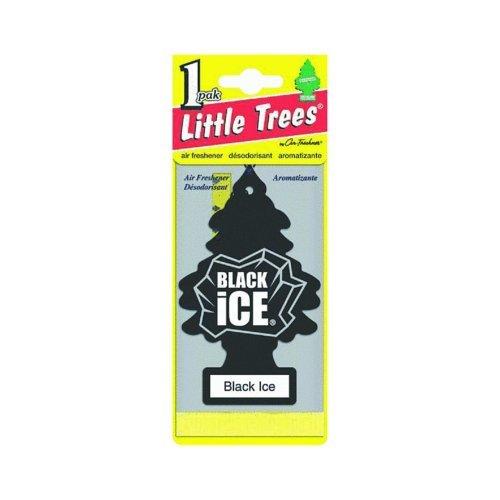 Little-Trees Black Ice Little Tree Air Freshener- 6 Pack by Car Freshner