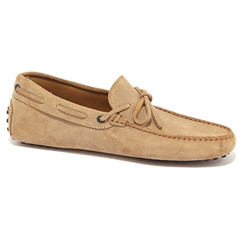 4385Q mocassino uomo TOD'S scarpa shoes loafer men Beige