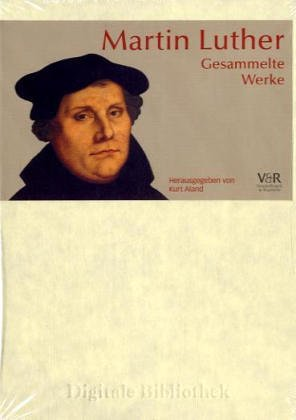 Digitale Bibliothek 063: Martin Luther - Gesammelte Werke (PC+MAC)