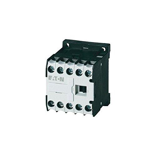 Eaton 051795 Leistungsschütz, 3-polig + 1 Öffner, 4 kW/400 V/AC3 - 24v Schütz
