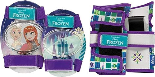 Powerslide Frozen Magic Protective Set Tri-Pack - Protective Pack