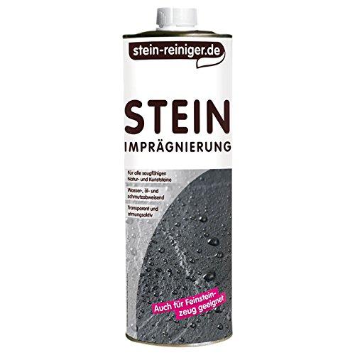 stein-reiniger Steinimprägnierung Imprägniermittel Imprägnierung Stein 1L