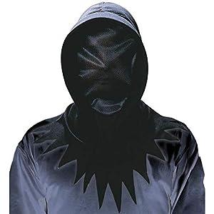 WIDMANN vd-wdm51649capucha Viso Invisible, Negro, talla única