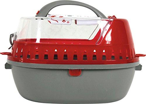 Zolux-Transportbox Medium ADO in Zwei Farben, Rot