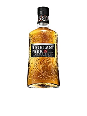 Highland Park 18 Year Old Whisky, 70 cl