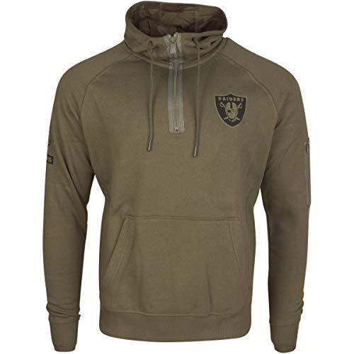 New Era Herren T-Shirts NFL Camo Collection Olive 3XL