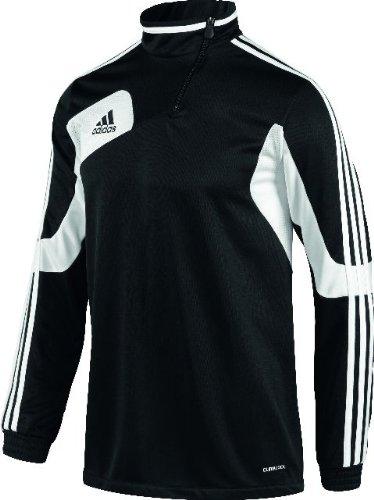 adidas Herren Sweatshirt Condivo 12 Training Top, Black/White, 7, X16899 Condivo 12 Training