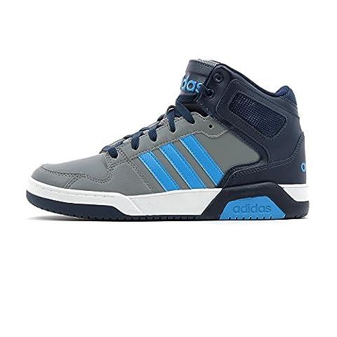 adidas Bb9tis K, Chaussures de sport mixte enfant - gris