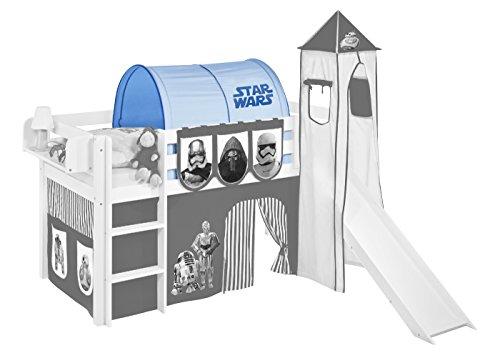 Tunnel Star Wars Blau - für Hochbett, Spielbett und Etagenbett