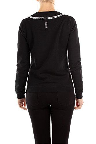9521SW80999K01 Kenzo Pulls Molletonnés Femme Coton Noir Noir