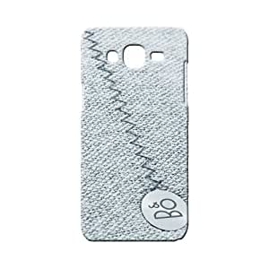 BLUEDIO Designer 3D Printed Back case cover for Samsung Galaxy A8 - G4281