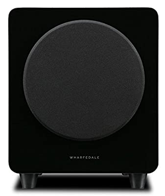 Wharfedale DX-2 5.1 Speaker System (Black) by Wharfdale