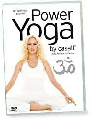 Casall  dvd yoga de la energía por el nivel 1