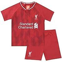 Liverpool F.C. Camiseta y Pantalones Cortos para Niños Bebés Football Club