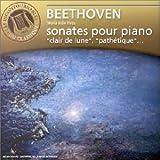 """Beethoven : Sonates pour piano """"Clair de lune"""", """"Pathétique""""..."""