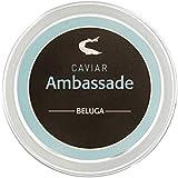 Caviar Ambassade Oeufs de Poisson Beluga 250 g